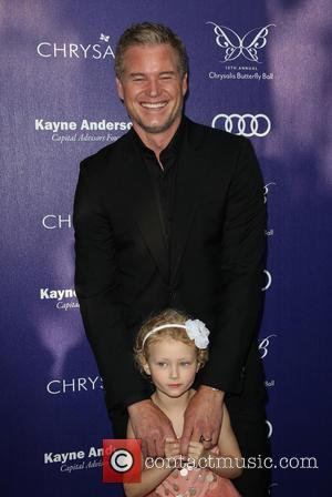 Eric Dane and Georgia Dane - 13th Annual Chrysalis Butterfly Ball held at a private residence in Bel Air -...