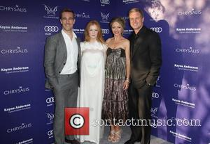 James Van Der Beek, Kimberly Brook, Rebecca Gayheart-dane and Eric Dane