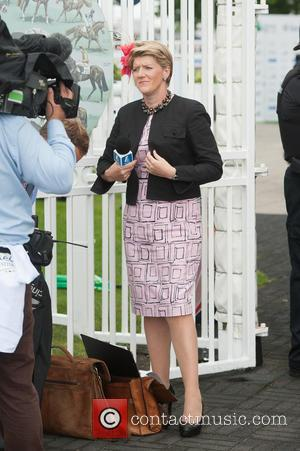 Clare Balding - The Investec Epsom Derby held at the Epsom Downs Racecourse - Epsom, United Kingdom - Saturday 7th...
