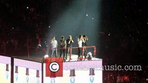 Harry Styles, Zayn Malik, Louis Tomlinson, Liam Payne, Nial Horan and One Direction