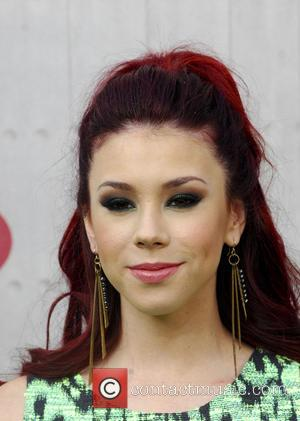 Jillian Rose Reed - Spike TV's 'Guys Choice' 2014 at Sony Pictures Studios - Arrivals - Los Angeles, California, United...