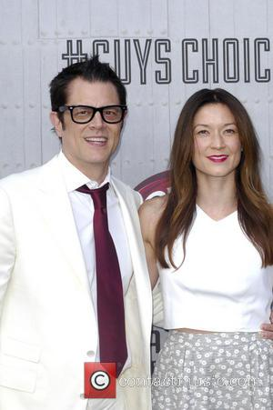 Johnny Knoxville - Spike TV's 'Guys Choice' 2014 at Sony Pictures Studios - Arrivals - Los Angeles, California, United States...