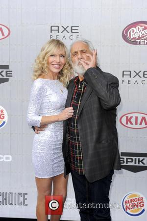Tommy Chong and Shelby Chong - Spike TV's 'Guys Choice' 2014 at Sony Pictures Studios - Arrivals - Los Angeles,...