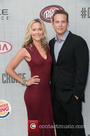 Cynthia Daniel and Cole Hauser