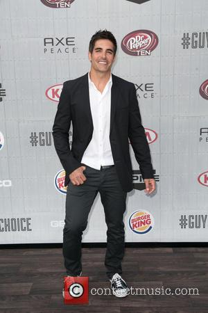 Galen Gering - Spike TV's 'Guys Choice' 2014 at Sony Pictures Studios - Arrivals - Los Angeles, California, United States...