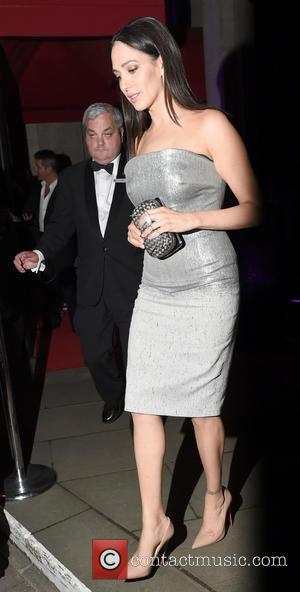 Lauren Silverman - Britain's Got Talent after party at Grosvenor House - Departures - London, United Kingdom - Sunday 8th...