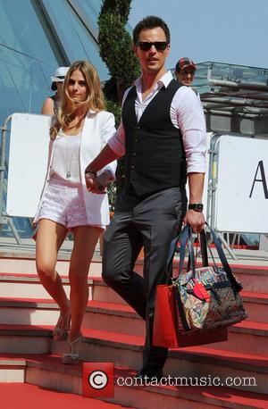 Darin Brooks and Kelly Kruger