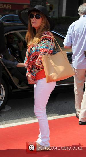 Jane Seymour - World premiere of 'Children of the Light' held at the Grimaldi Forum - Arrivals - Monte Carlo,...