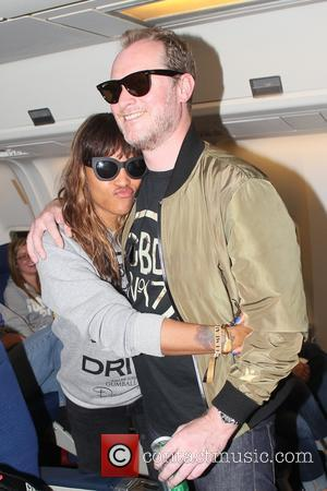 Eve and Maximillion Cooper - Gumball 3000 Flight from New York to Scotland - New York, New York, United States...