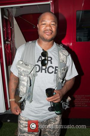 Xzibit - Gumball 3000 Rally passes along Regents Street in central London - London, United Kingdom - Sunday 8th June...