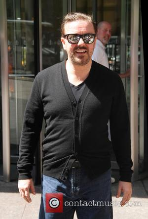 Ricky Gervais Fronts Animal Trade Campaign