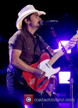 Brad Paisley - 2014 CMA Music Festival Nightly Concerts at LP Field - Nashville, Tennessee, United States - Sunday 8th...