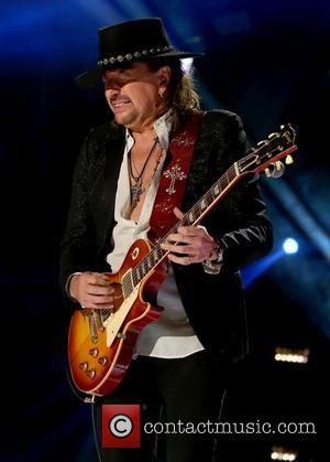 Richie Sambora - 2014 CMA Music Festival Nightly Concerts at LP Field - Nashville, Tennessee, United States - Sunday 8th...