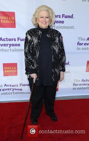 Barbara Cook - Actors Fund's 18th annual Tony Awards Party at the Skirball Center - Red Carpet Arrivals - Los...