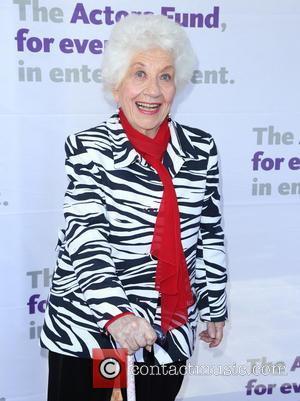 Charlotte Rae - Actors Fund's 18th annual Tony Awards Party at the Skirball Center - Red Carpet Arrivals - Los...