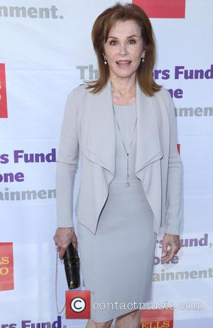 Stephanie Powers - Actors Fund's 18th annual Tony Awards Party at the Skirball Center - Red Carpet Arrivals - Los...