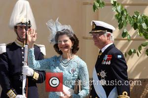 Queen SILVIA of SWEDEN and King Carl GUSTAV of SWEDEN
