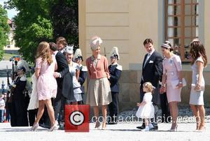 Estelle, Tatjana A'abo, Ernst Von Abensperg Und Traun, Duchess Of Gotland, Patrick Sommerlath, Princess Victoria Of Sweden and Louise Gottlieb