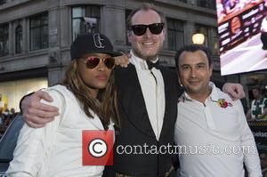 Eve Marries Gumball 3000 CEO Maximillion Cooper In Lavish Ibiza Wedding