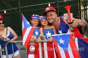 57th Annual Puerto Rican Day Parade 2014 - New York City, New York, United States - Sunday 8th June 2014