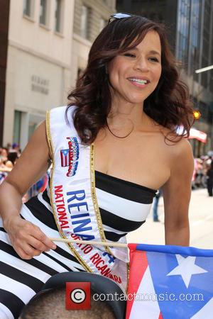 Rosie Perez - 57th Annual Puerto Rican Day Parade 2014 - New York City, New York, United States - Sunday...