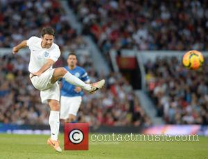 Jamie Redknapp - Soccer Aid 2014 at Old Trafford - Manchester, United Kingdom - Sunday 8th June 2014