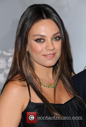 Mila Kunis Wows In First Post-Baby Red Carpet Appearance At 'Jupiter Ascending' Premiere [Pictures]