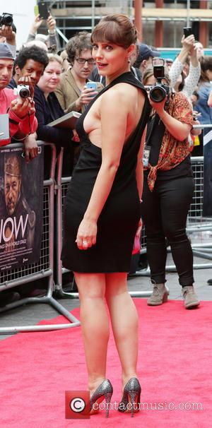 Annabel Scholey - The European premiere of \NOW\ at The Empire Leicester Square - London, United Kingdom - Monday 9th...