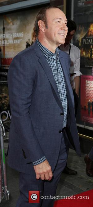 Kevin Spacey - The European premiere of \NOW\ at The Empire Leicester Square - London, United Kingdom - Monday 9th...