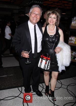 Alan Menken and Janis Roswick-Menken