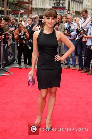 Annabel Scholey - 'Now' European Premiere - ArrivalsWhere: London, United KingdomWhen: 08 June 2014 - London, United Kingdom - Monday...