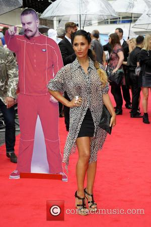 Preeya Kalidas - UK Premiere - 'The Hooligan Factory' at Odeon West End - Red Carpet Arrivals - London, United...