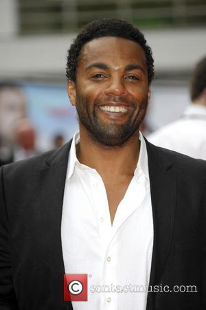 Ray Fearon - UK Premiere - 'The Hooligan Factory' at Odeon West End - Red Carpet Arrivals - London, United...