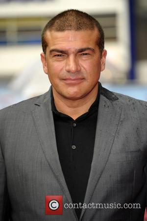 Tamer Hassan - UK Premiere - 'The Hooligan Factory' at Odeon West End - Red Carpet Arrivals - London, United...