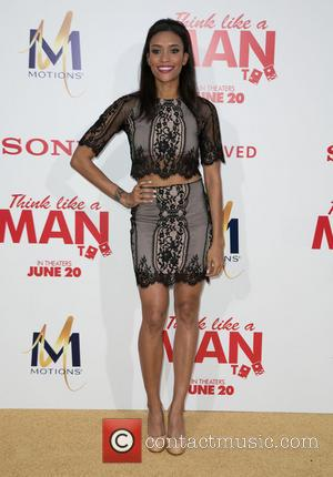 Annie Ilonzeh - 'Think Like A Man Too' Los Angeles premiere at the TCL Chinese Theater in Hollywood - Arrivals...