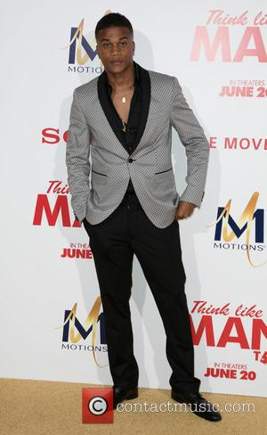 Cory Hardrict - 'Think Like A Man Too' Los Angeles premiere at the TCL Chinese Theater in Hollywood - Arrivals...
