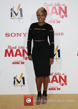 Mary J. Blige - 'Think Like A Man Too' Los Angeles premiere at the TCL Chinese Theater in Hollywood -...