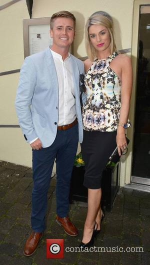 Ronan Keating, Brian Ormond and Pippa O'connor