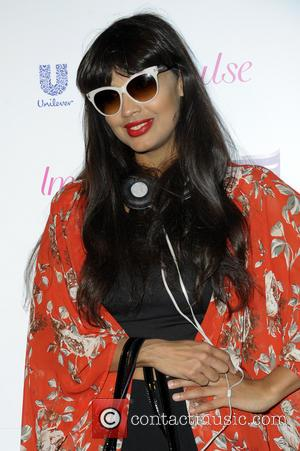 Jameela Jamil - Superdrug - 50th birthday party held at the Bankside Vault - Arrivals - London, United Kingdom -...