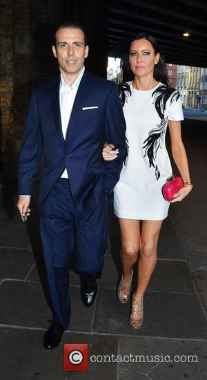 Linzi Stoppard - Superdrug - 50th birthday party held at the Bankside Vault - Outside Arrivals - London, United Kingdom...