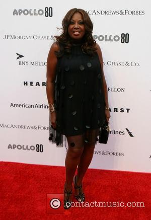 Star Jones - Apollo Spring Gala and 80th Birthday Celebration held at the Apollo Theater - Arrivals - New York...
