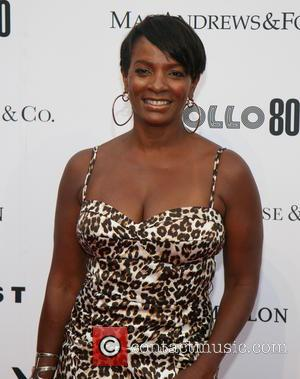 Vanessa Bell Calloway - Apollo Spring Gala and 80th Birthday Celebration held at the Apollo Theater - Arrivals - New...