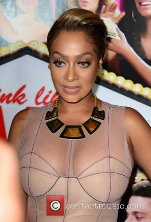 LaLa Anthony - Premiere of 'Think Like A Man Too' held at Regal South Beach - Arrivals - Miami Beach,...