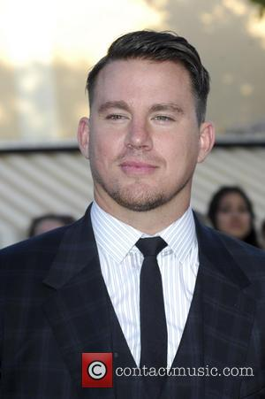 Channing Tatum - Premiere of 22 Jump Street - Arrivals - Los Angeles, California, United States - Tuesday 10th June...