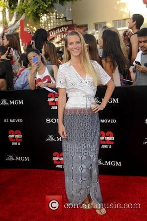 Heather Morris - Premiere of 22 Jump Street - Arrivals - Los Angeles, California, United States - Tuesday 10th June...