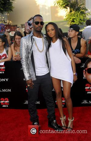 Juicy J - Premiere of '22 Jump Street' - Arrivals - Los Angeles, California, United States - Tuesday 10th June...