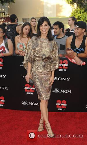 Perrey Reeves - Premiere of '22 Jump Street' - Arrivals - Los Angeles, California, United States - Tuesday 10th June...