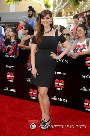 Sara Rue - Premiere of '22 Jump Street' - Arrivals - Los Angeles, California, United States - Tuesday 10th June...