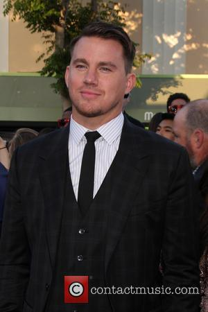 Channing Tatum - Premiere of '22 Jump Street' held at The Regency Village Theatre in Westwood - Westwood, California, United...