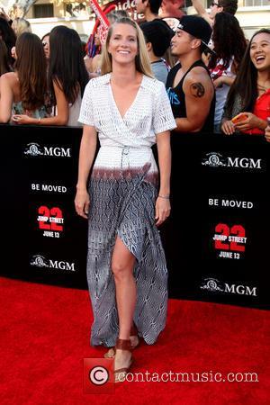 Heather Morris - Premiere of '22 Jump Street' held at The Regency Village Theatre in Westwood - Westwood, California, United...